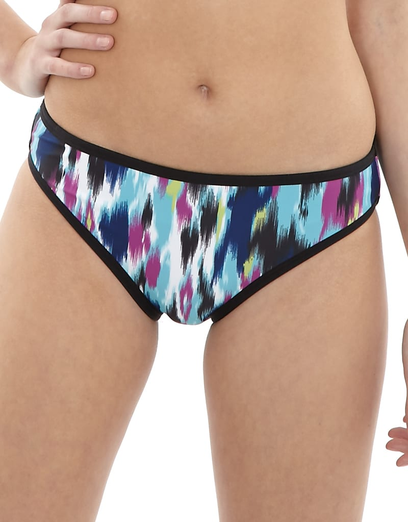 классические плавки 0021709_cleo-by-panache-avril-classic-bikini-pant-abstract-print