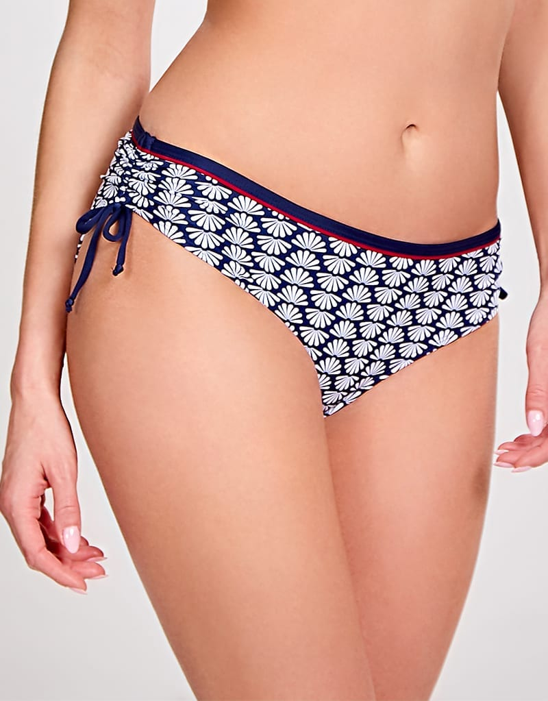 классические плавки 0035640_panache-milano-drawside-brief-navy-print