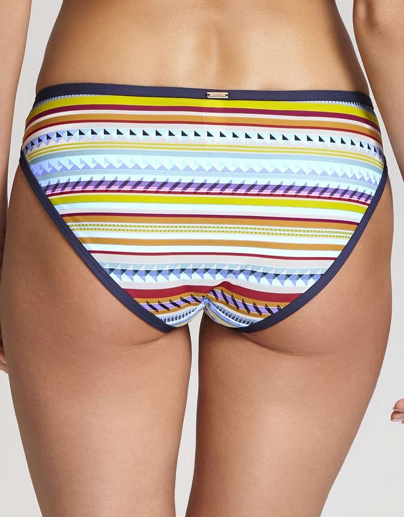 Классические плавки 0040790_panache-aspen-classic-bikini-pant-multi-stripe