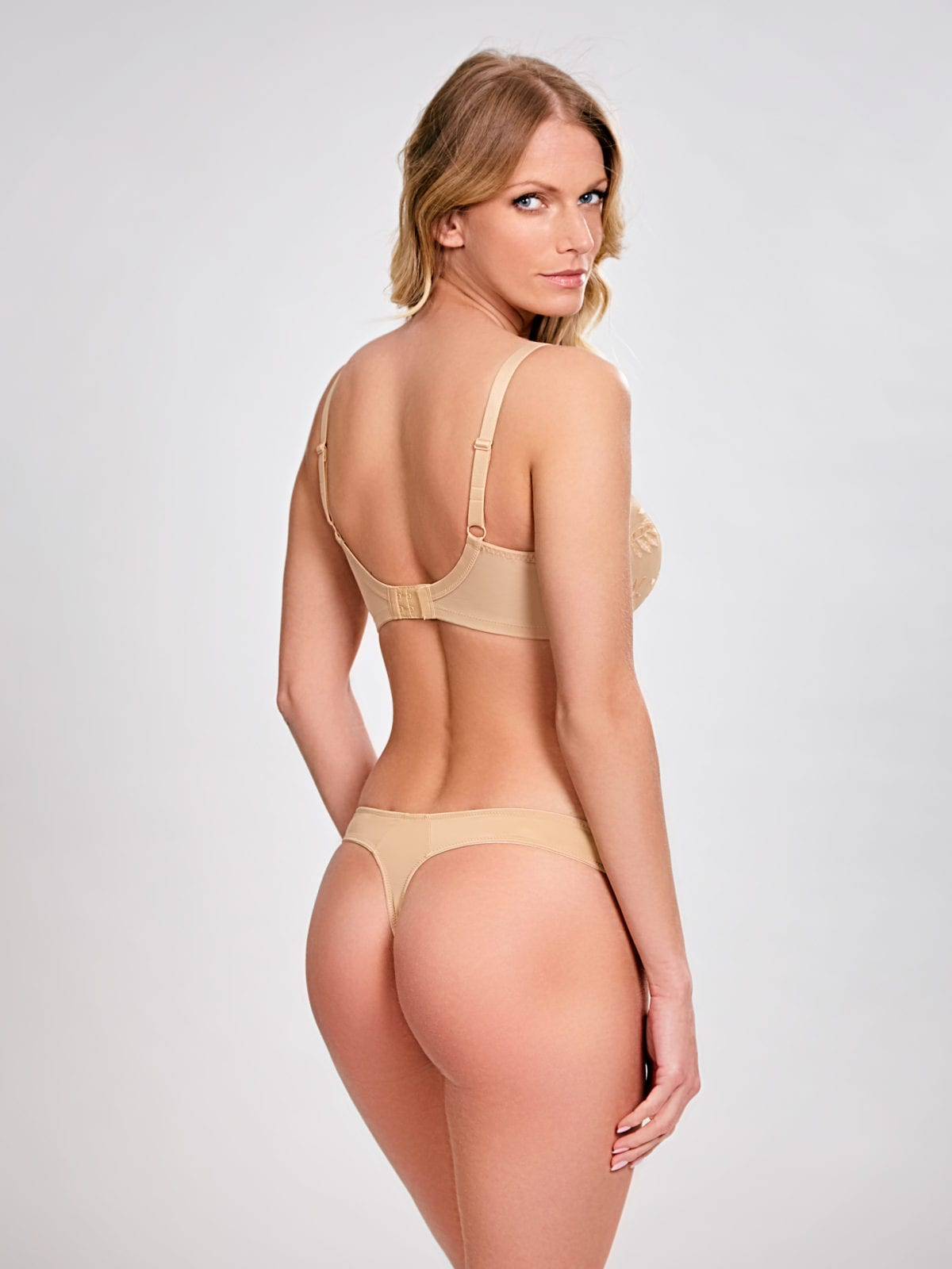 Базовое белье 3251_208_Tango Balconnet Bra Nude Back Trade 6