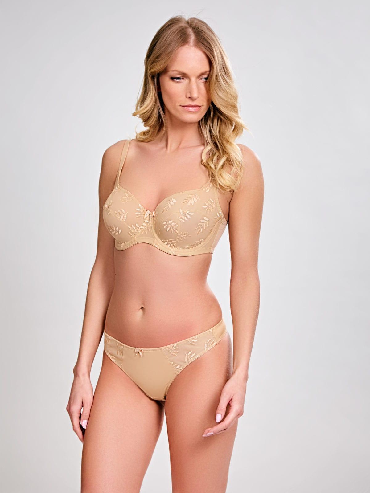 Базовое белье 3251_208_Tango Balconnet Bra Nude Front Trade 5