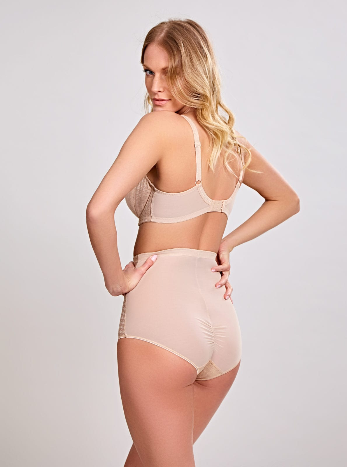 Базовое белье 7285_208_Envy Balconnet Bra Nude Back Trade 6