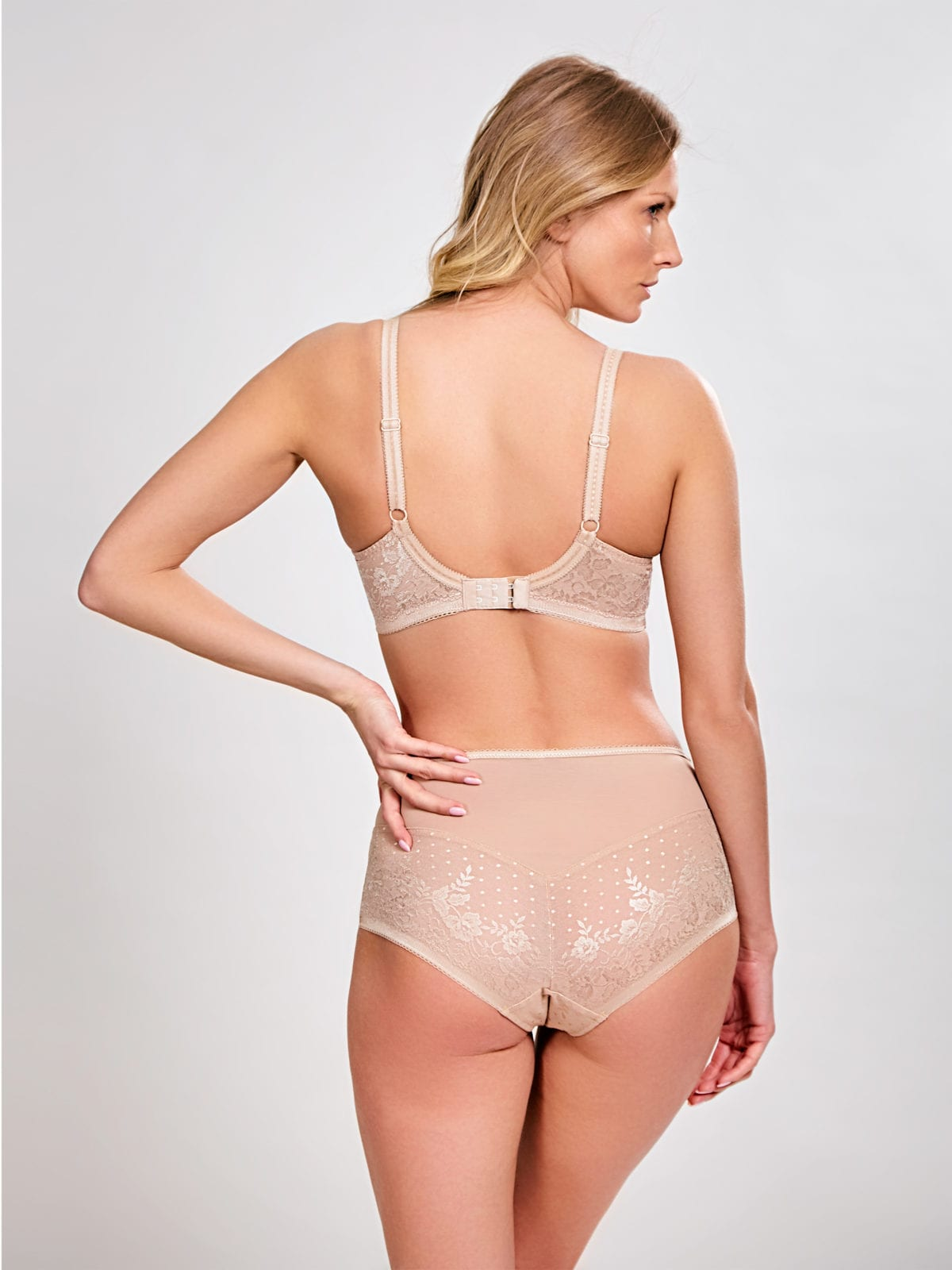Бюстгальтеры 7751_809_Olivia Balconnet Bra Honey Back Trade 4