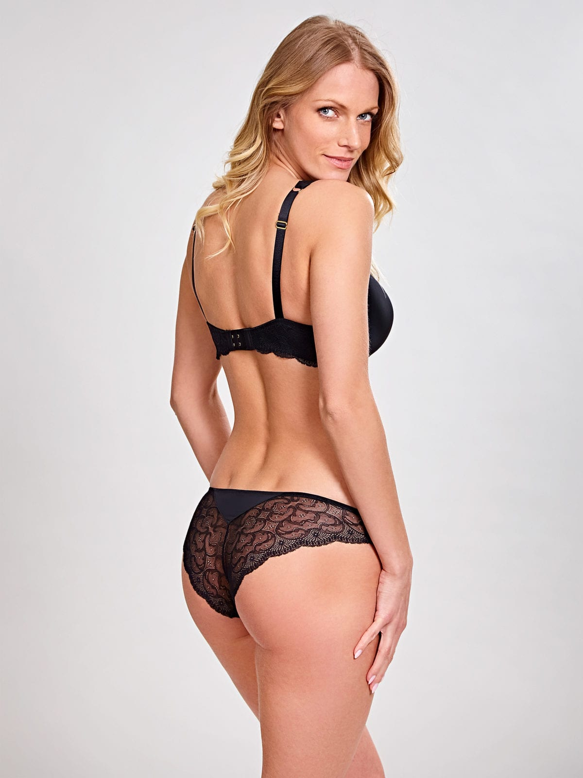 Бюстгальтеры 7951_013_Ardour Sweetheart Bra Black Back Trade 4