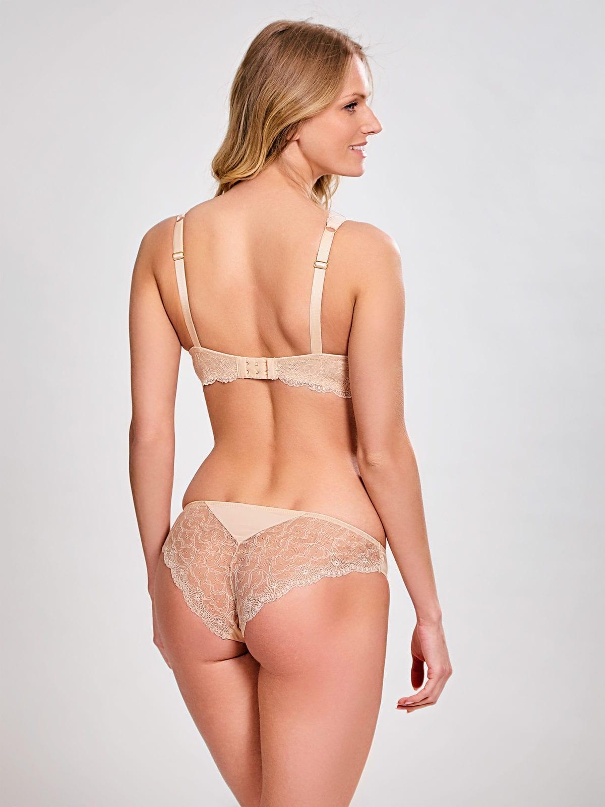 Бюстгальтеры 7951_208_Ardour Sweetheart Bra Nude Back Trade 4