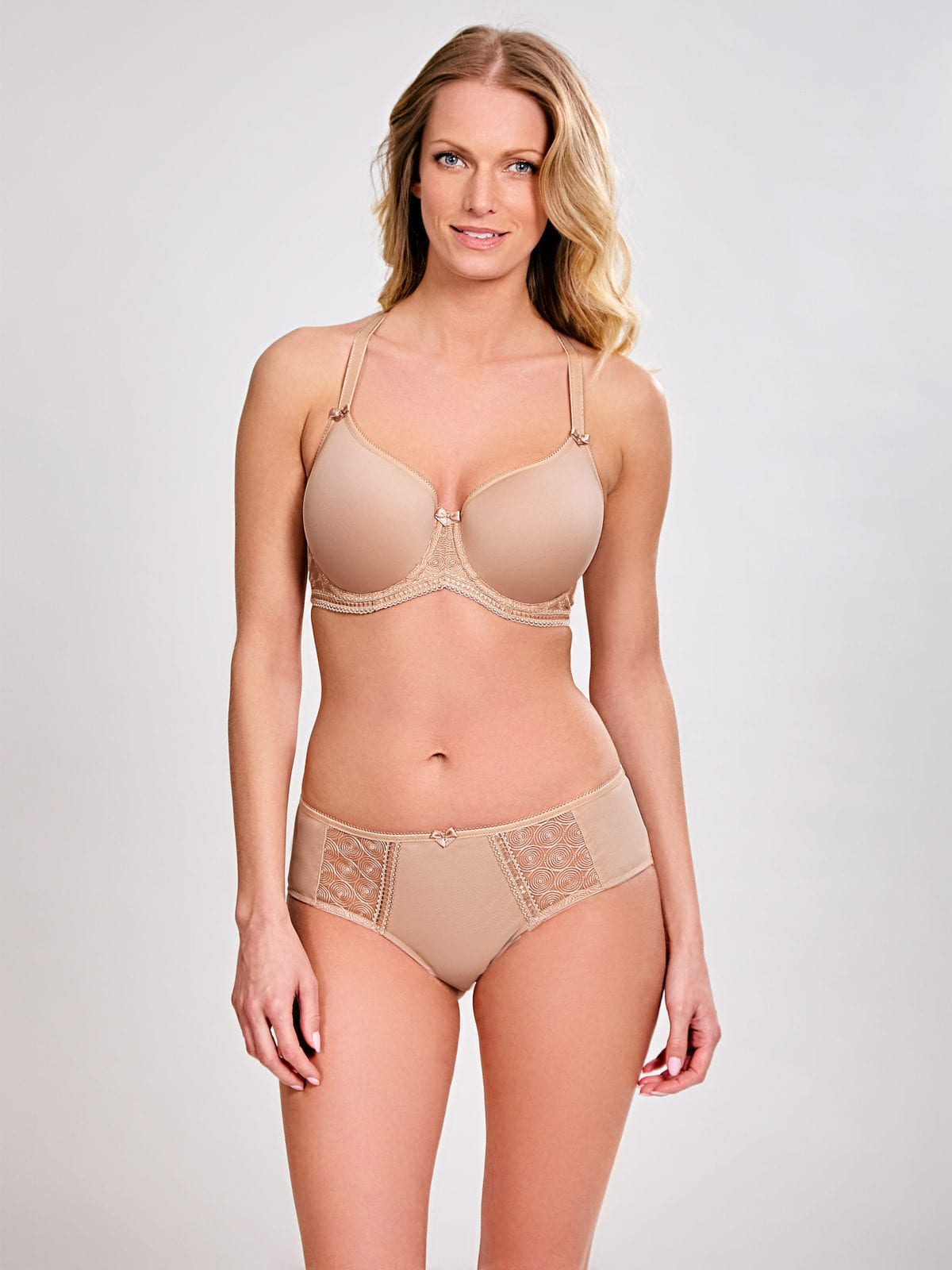 Базовое белье 7961_076_Cari Spacer Bra Champagne Front Trade 5