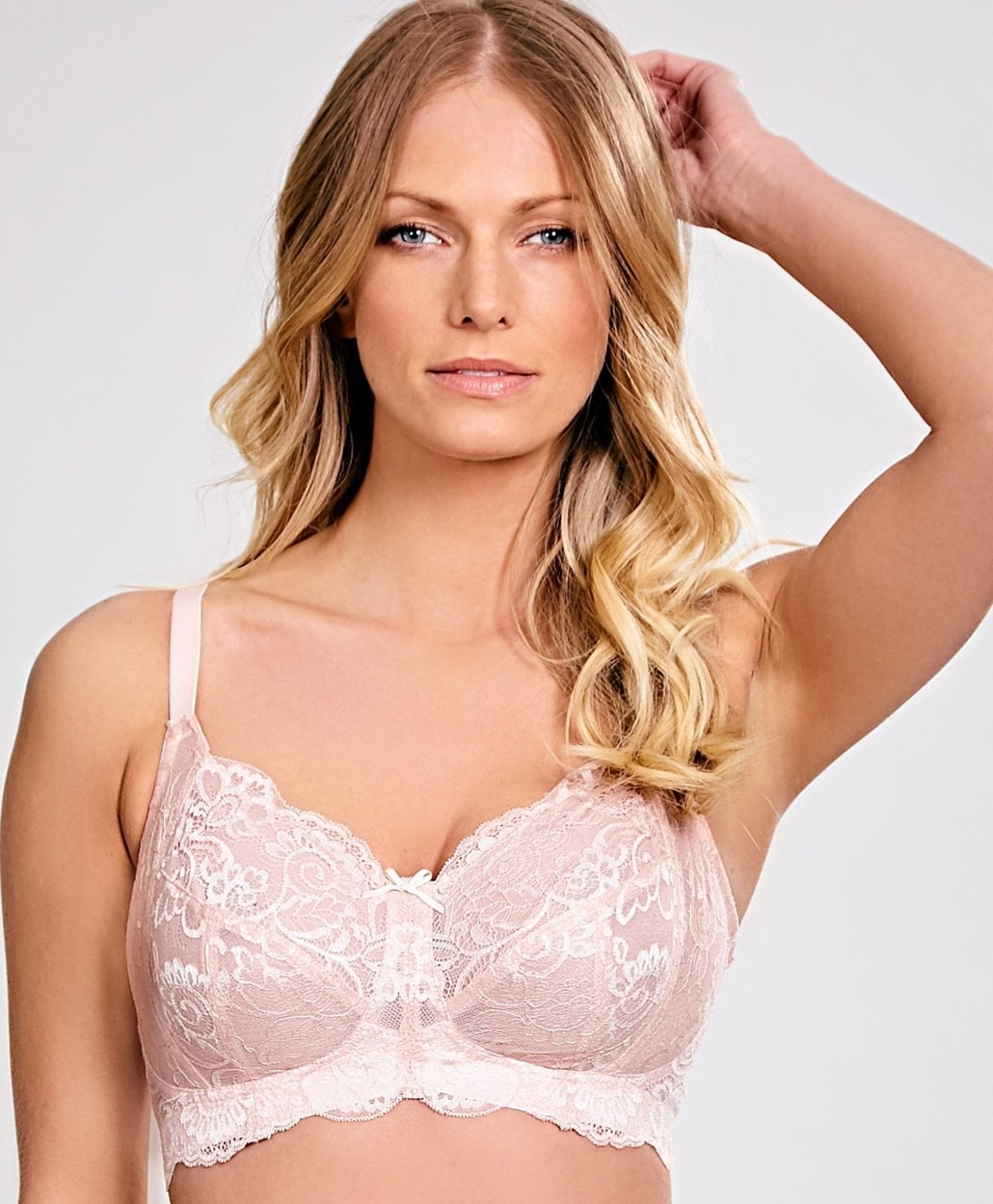Базовое белье Andorra Non Wired Bra Soft Blush 1