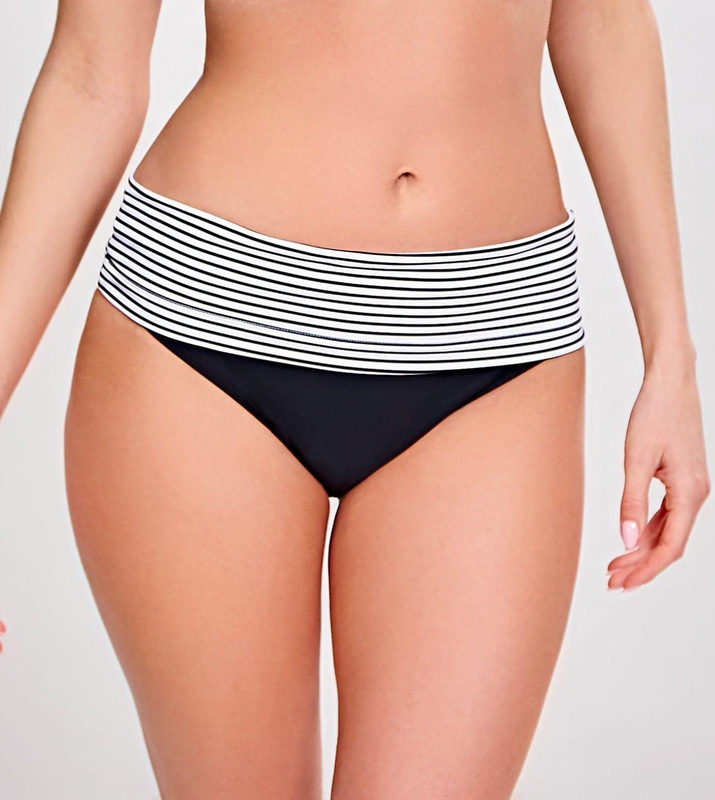 Купальники Anya Stripe Fold 1