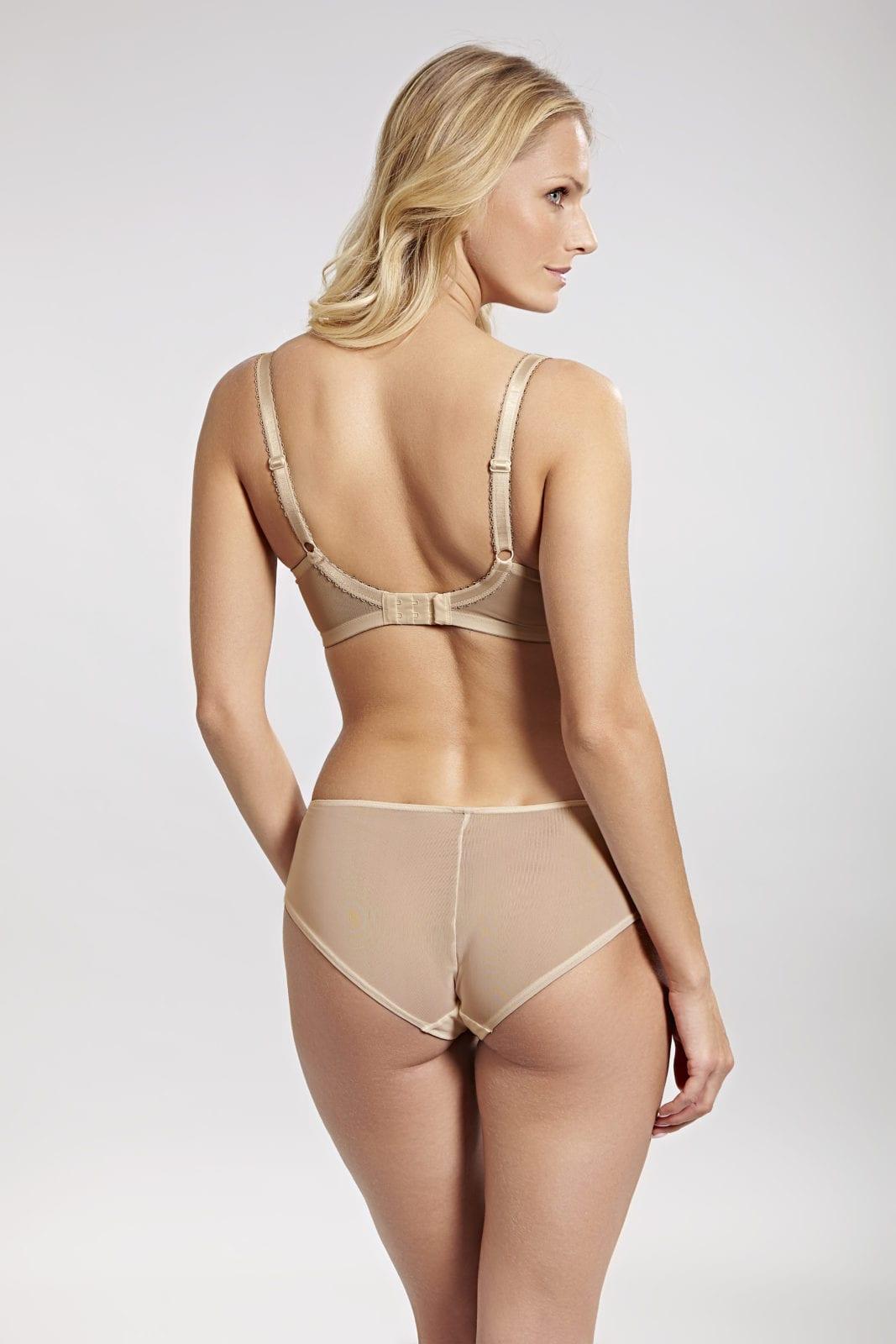 Базовое белье Clara Full Cup Bra Nude 4