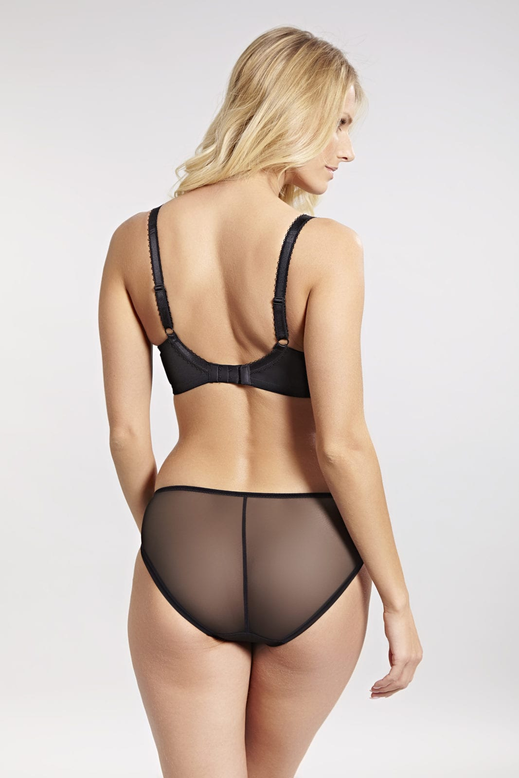 Базовое белье Clara Full Cup Charcoal Black 4