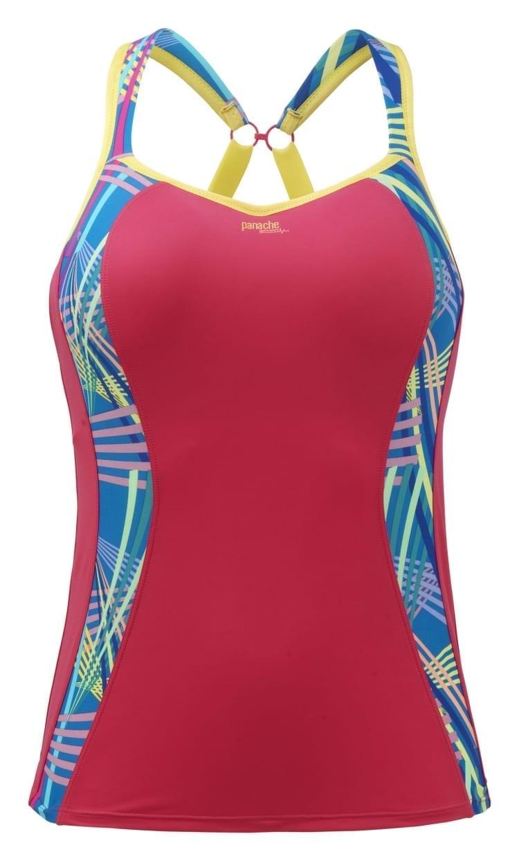 Спорт бра на косточках sport vest print multi 3