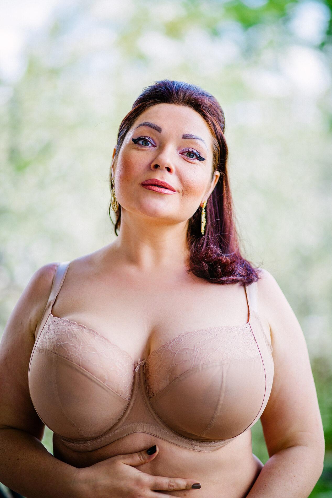 Бюстгальтер Jasmine Balconnet (Caramel)
