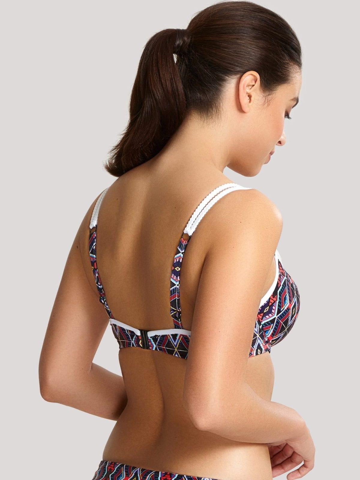 Купальники SW0870_876_4 Elle Balconnet Bikini Tribal Print T F 4-min