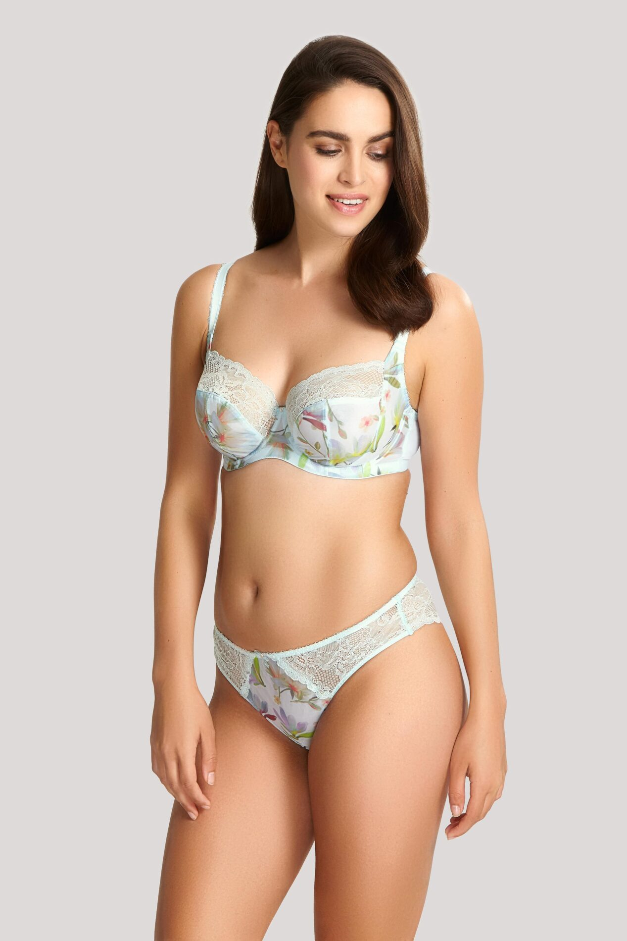 Бюстгальтеры 6951_449_1 Jasmine Balconnet Pastel Floral T F 1-min