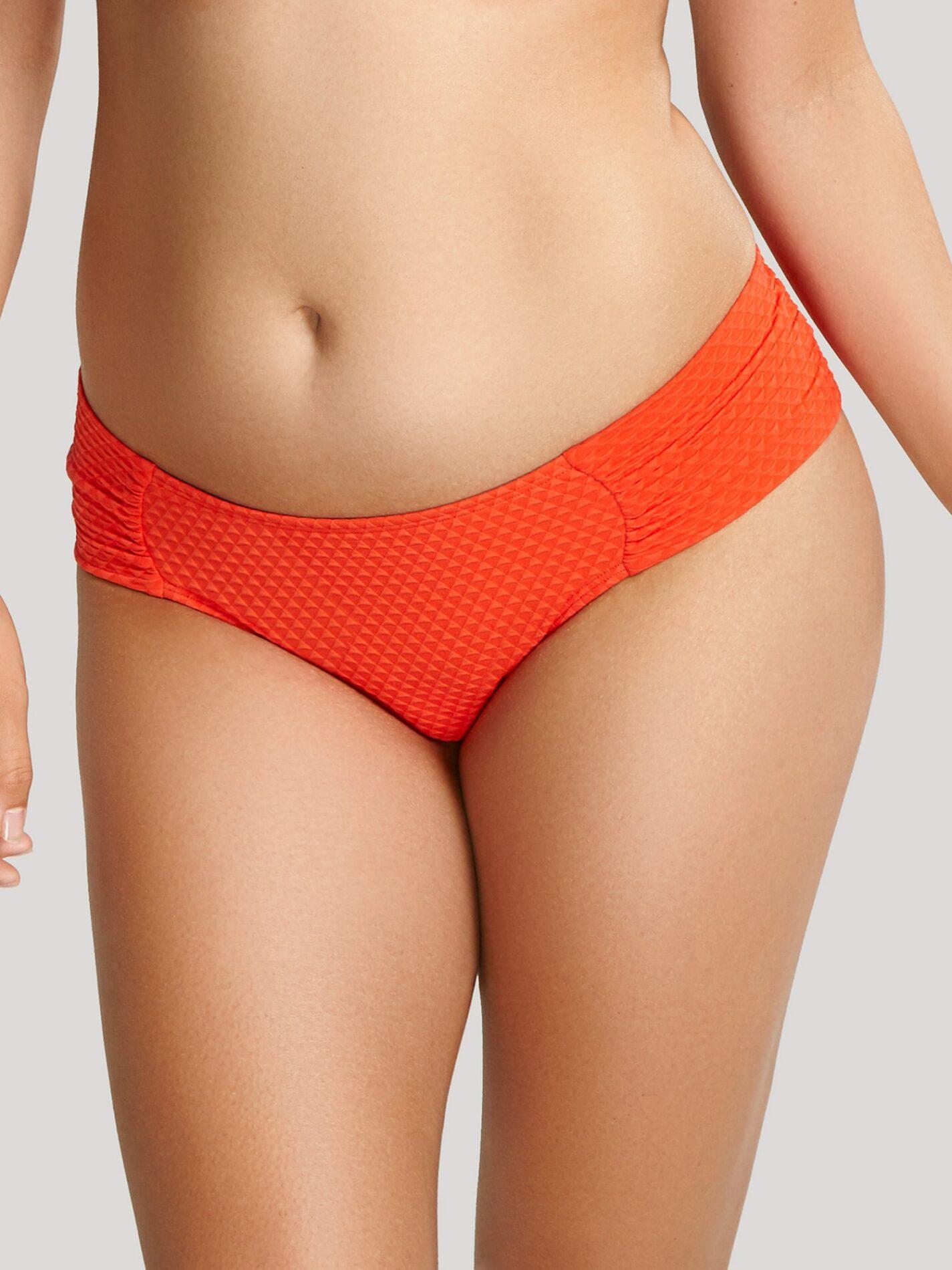 Классические плавки SW1326_211_1 Echo Gather Pant Orange T F 1-min