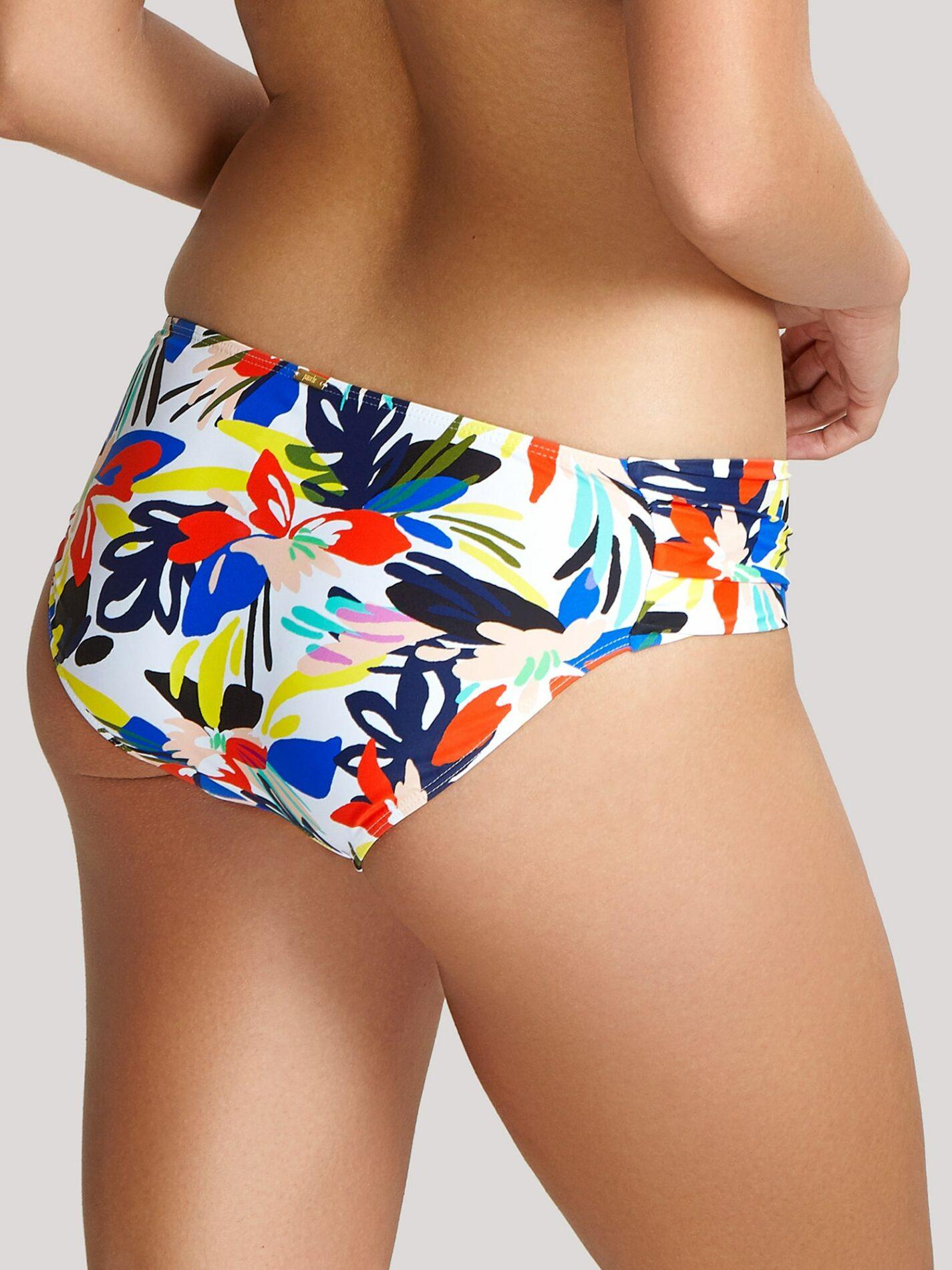 Классические плавки SW1409_449_2 Anya Riva Print Gather Pant Floral Print T F 2-min
