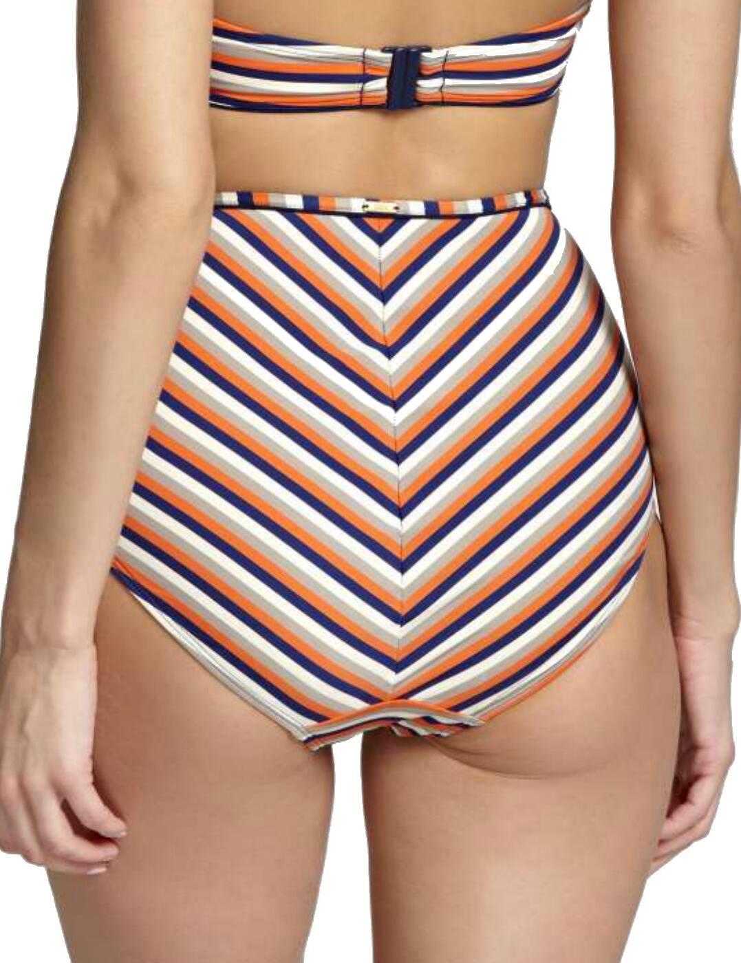 Высокие плавки Summer HW Pant Orange Mult 1