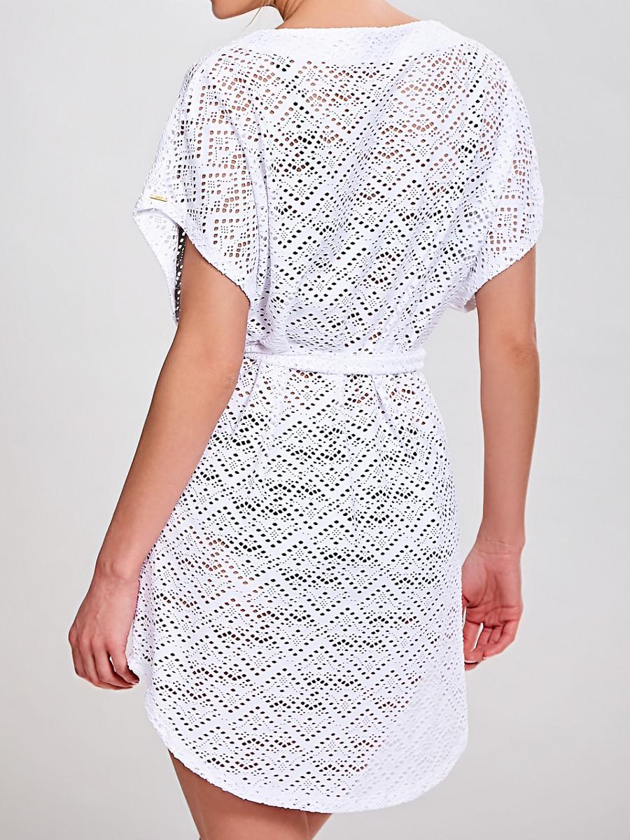 Купальники panache-swim-crochet-sun-dress-sw1165-white-1