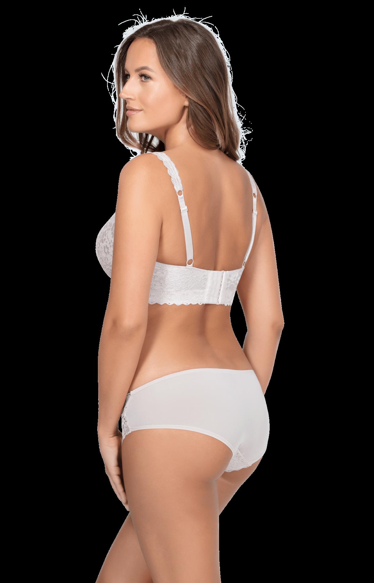 Без косточек Adriana Pearl White 4