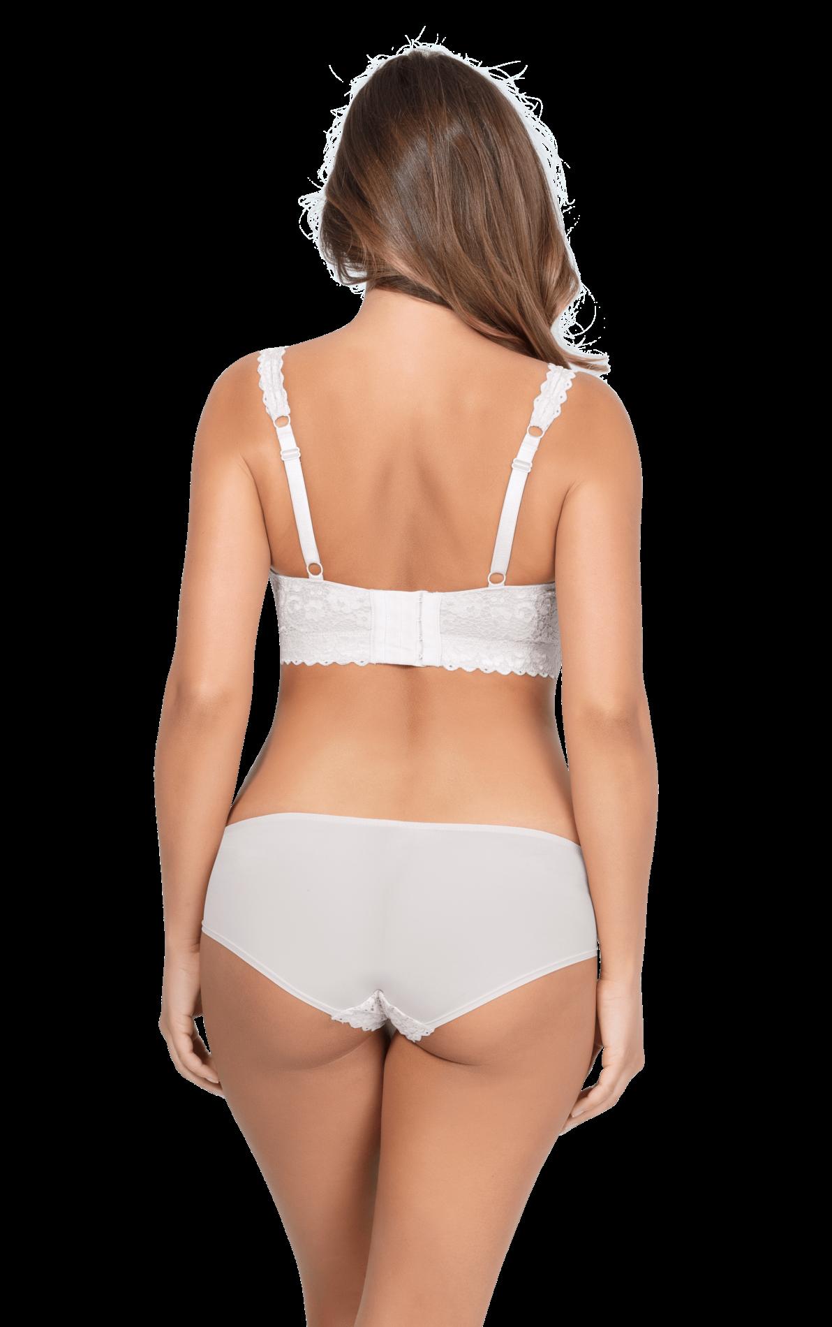 Без косточек Adriana Pearl White 5
